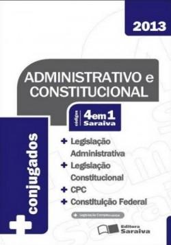 Códigos conjugados  4 X 1 - Administrativo e constitucional