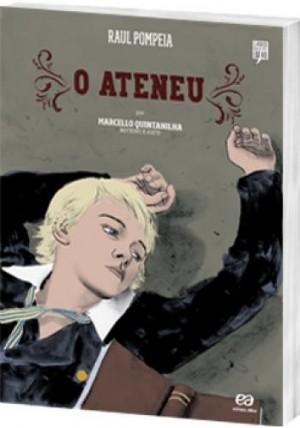 Ateneu, O - Clássicos Brasileiros em HQ