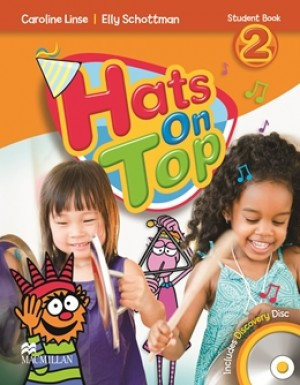 Hats On Top Student Book 2