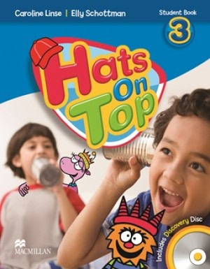 Hats on Top 3 - Student Book