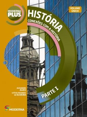 Moderna Plus - Historia - 2ª Edição