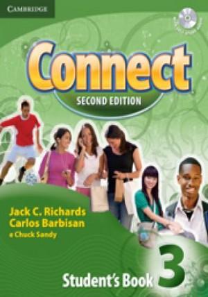 Connect Students Book 3 - 2ª Edição