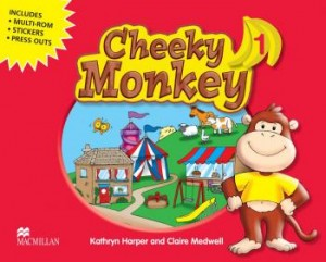 Cheeky Monkey 1