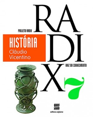 Projeto Radix História 7º Ano - 3ª Edição