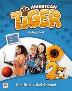 American Tiger Students Book With Workbook Pack 2