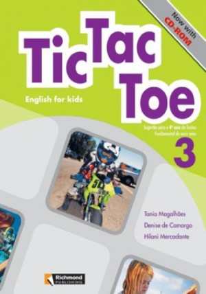 Tic Tac Toe - Inglês Volume 3 / 4. Ano