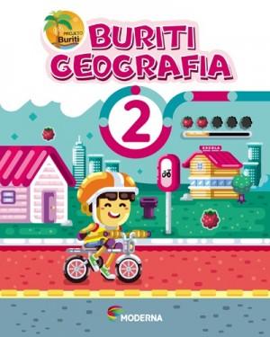 Projeto Buriti Geografia 2º Ano - 4ª Edição