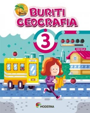 Projeto Buriti Geografia 3º Ano - 4ª Edição