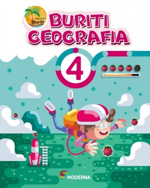 Projeto Buriti Geografia 4º Ano - 4ª Edição
