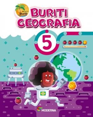 Projeto Buriti Geografia 5º Ano - 4ª Edição