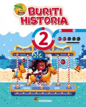 Projeto Buriti História 2ºAno - 4ªEdição
