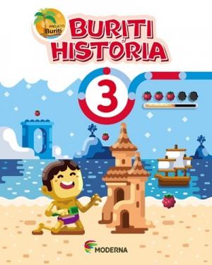 Projeto Buriti História 3ºAno - 4ªEdição