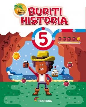 Projeto Buriti História 5ºAno - 4ªEdição