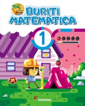 Projeto Buriti Matemática 1ºAno - 4ªEdição