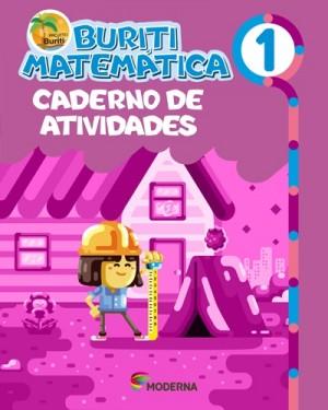 Projeto Buriti Matemática Atividades 1ºAno - 4ªEdição