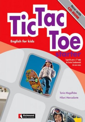 Tic Tac Toe - Inglês Starter 1. Ano