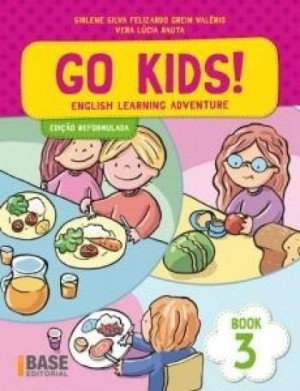Go Kids! English Learning Adventure Book 3