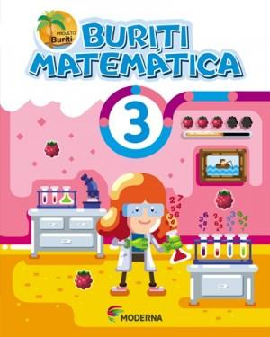 Projeto Buriti Matemática 3ºAno - 4ªEdição