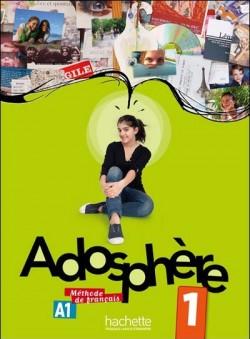 Adosphère 1 - Livre de Lélève + CD Audio