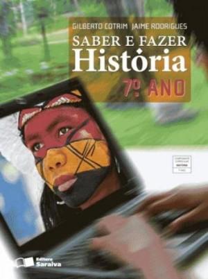 Saber e Fazer História 7º Ano - 6ª Edição