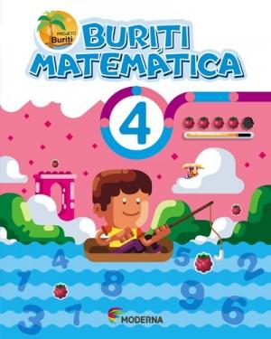 Projeto Buriti Matemática 4ºAno - 4ªEdição