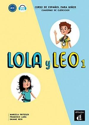 Lola y Leo Cuaderno de Ejercicios 1