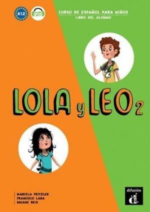 Lola y Leo Libro del Alumno con CD 2