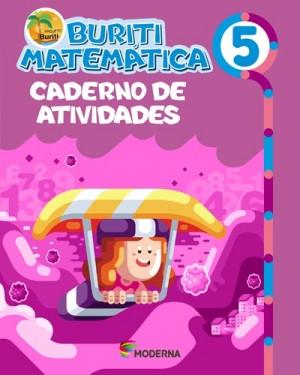 Projeto Buriti Matemática Atividades 5ºAno - 4ªEdição