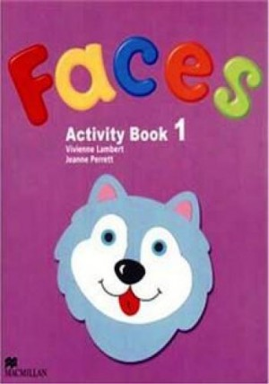 Faces Activity Book 1