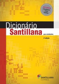 Dicionário Santillana Para Estudantes - 4ª Edição
