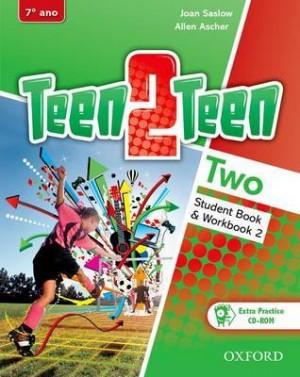 Teen2Teen Student Book e Workbook 2