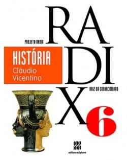 Projeto Radix História 6º Ano - 3ª Edição