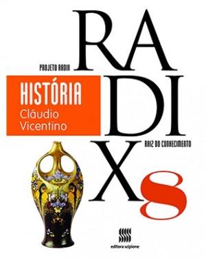 Projeto Radix História 8º Ano - 3ª Edição