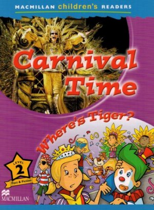 Carnival Time - Where's The Tiger? (Level 2)
