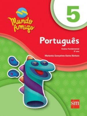 Mundo Amigo Português 5º Ano - 4ª Edição