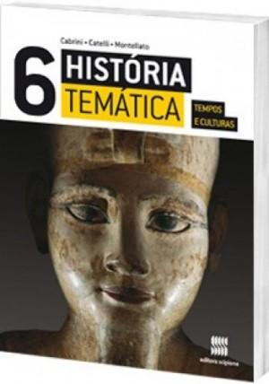 História Temática 6º Ano - Tempos e Cultura