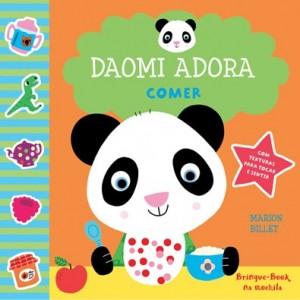 Daomi Adora - Comer