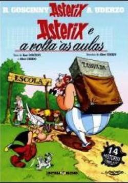 Asterix e a volta às aulas