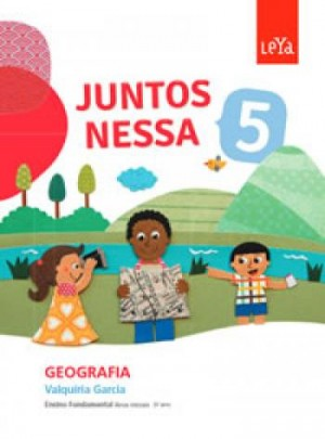 Juntos Nessa Geografia 5º Ano - 1ª Edição