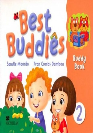 Best Buddies Students Book - Ingles 2