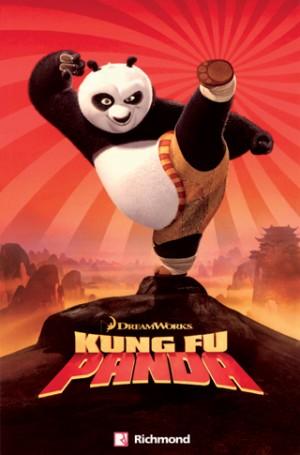 Kung Fu Panda + CD de áudio - Nível 2