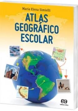 Atlas Geográfico Escolar - 36ª Edição