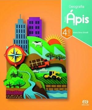 Projeto Ápis Geografia 4º Ano - 3ª Edição