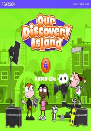 Our Discovery Island 4 - Student Book