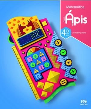 Projeto Ápis Matemática 4º Ano - 3ª Edição