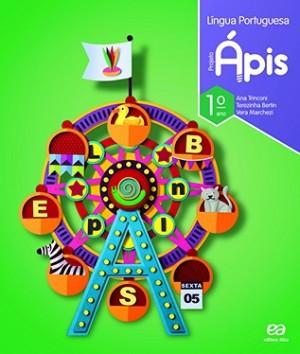 Projeto Ápis Português 1º Ano - 3ª Edição