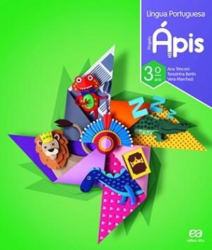 Projeto Ápis Português 3º Ano - 3ª Edição