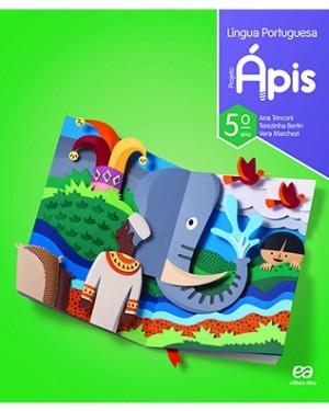 Projeto Ápis Português 5º Ano - 3ª Edição