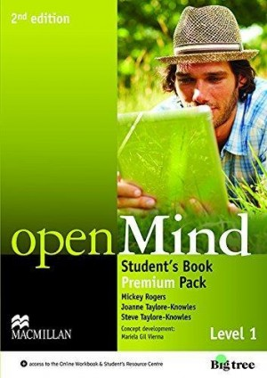 Openmind 2nd Edition Student´s Book Premium Pack 1