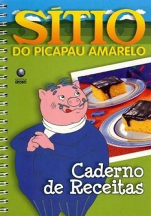 Caderno de Receitas - Sítio do Picapau